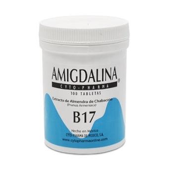 Витамин В17 Амигдалин таблетки