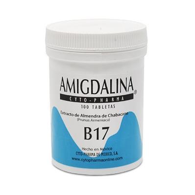 Витамин В17 Амигдалин