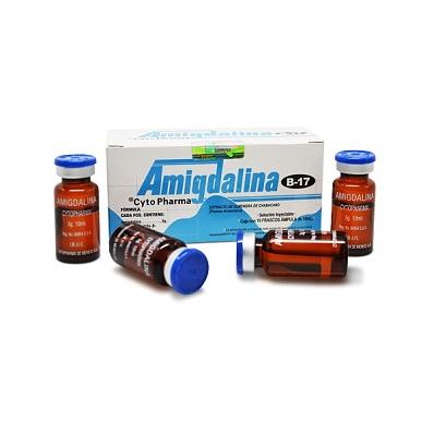 Витамин В17 Амигдалин Флакони