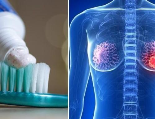Антибактериално вещество (Триклозан) в пастите за зъби причинява рак