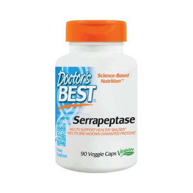 Серапептаза (Serrapeptase)